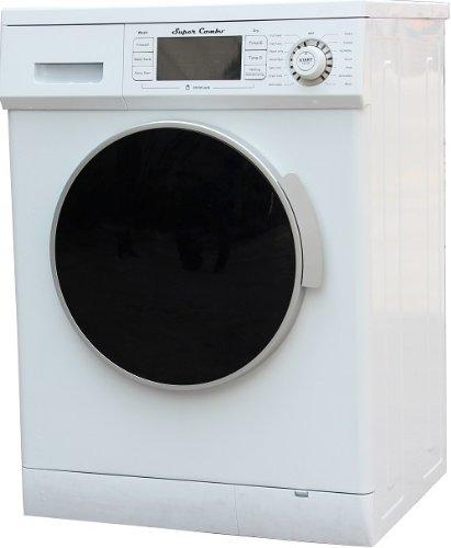 Equator Advanced Appliances Wonderful Combo Washer-Dryer, White