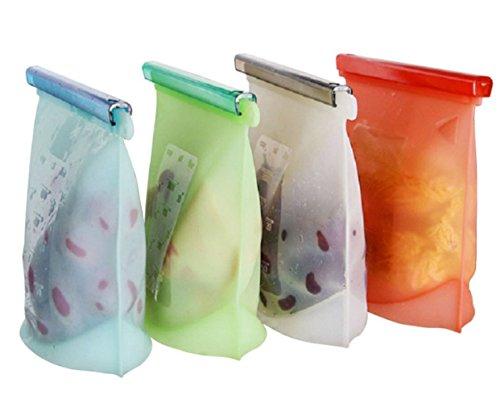 Reusable Zip Bags - 6
