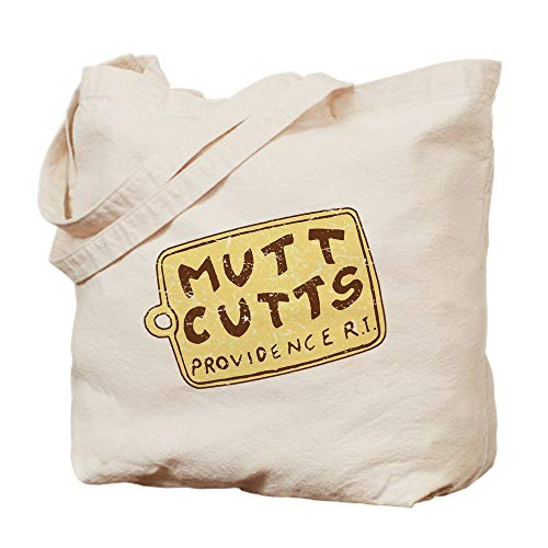 CafePress Mutt Cutts Dumb And Dumber Natural Canvas