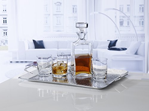 Mikasa-Carson-5-Piece-Square-Whiskey-Decanter-Set
