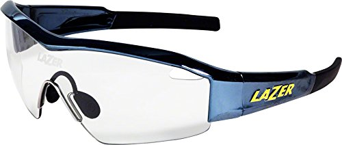 2015 Lazer Unisex Solid State S1 Sunglasses Chrome Frame   Clear Photochromic Lens
