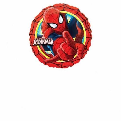 """17"""" Ultimate Spider-man Action Hx Foil Balloon (1 per package)"""