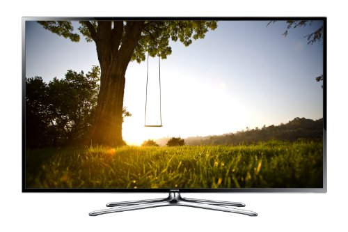 "Samsung UE46F6400 - Televisor LED 3D de 46"" con Smart TV (Full HD, 200 Hz), negro"