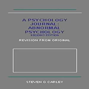 Abnormal Psychology Audiobook