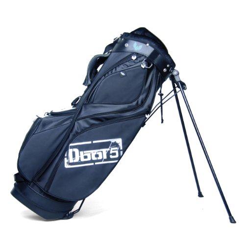 Dbot5 Zen5 Speaker Golf Bag, Black by Dbot5