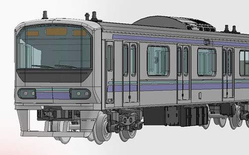 [해외] TOMIX N게이지 도쿄 임해 고속철도 70-000형태 인 보람선 기본 세트 4냥 98288 철도 모형 전철