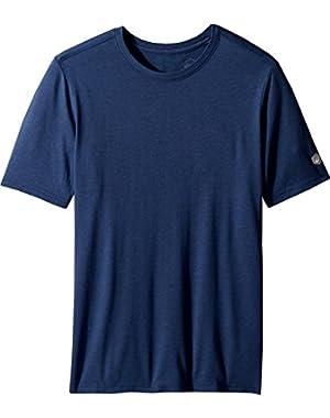 Men' Burn-Out Short sleeve Top