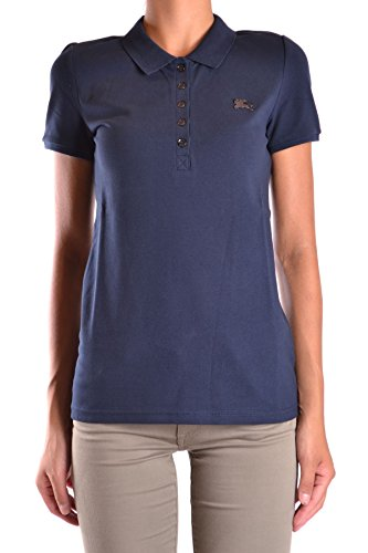 Burberry Women Shirt (Burberry Women's Mcbi056107o Blue Cotton Polo Shirt)