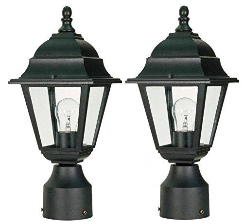 Outdoor Lamp Post Lantern - 5