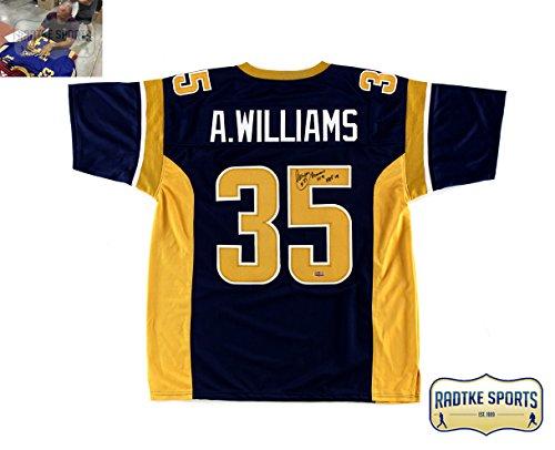 Williams Rams - 8