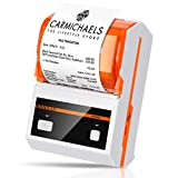 E-INCOPAY Thermal Printer,Portable Wireless Bluetooth Thermal Label Printer with Rechargeable Battery for Restaurant,Retail,Small Business and More Labels,Compatible with Android/iOS/Window 7/Windows