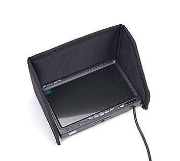 AiCheaX - Monitor LCD TFT FPV de 7 Pulgadas, 1024 x 600 cm ...