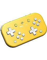Lite Bluetooth Gamepad for Switch Lite, Switch & Windows ,Steam, Raspberry Pi (Yellow Edition)
