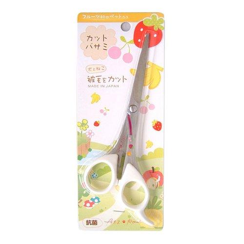 Petz Route Fruit Village Cutting Scissors (Japan Import)