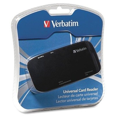 Amazon.com: 2LE2566 - Verbatim 15-in-1 USB 2.0 Flash Reader ...