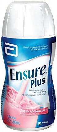 Abbott Ensure Plus Avance sabor a fresa 4x220ml: Amazon.es ...
