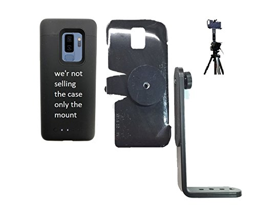 new product 8f2a5 662c0 Amazon.com: SlipGrip Tripod Mount Designed For Samsung Galaxy S9 ...