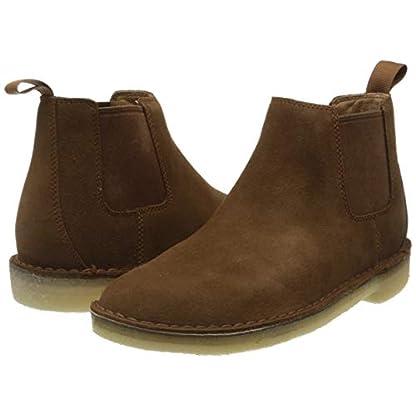 Clarks Men's Desert Chelsea Boots 7