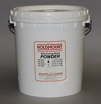 KOLDMOUNT POWDER 10 POUNDS (4.5 KG) by NOBILIUM