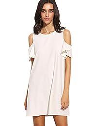 Amazon.com: White - Dresses / Clothing: Clothing, Shoes & Jewelry