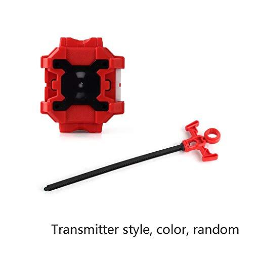 JIENI Beyblade Burst Starter - Beyblade Burst Gyro Set (8 Battling Top + 3 Launcher) Puzzle Creative Educational Gift Toy - Launcher Battle Game Tops Combination Set by JIENI (Image #3)