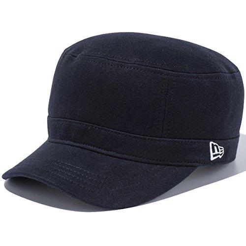 ニューエラ NEW ERA 帽子 WM01 SWEAT ワークキャプ ブラック 7 5/8
