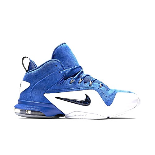 - NIKE Men's Zoom Penny VI Game Royal/Black/White Basketball Shoe 9 Men US