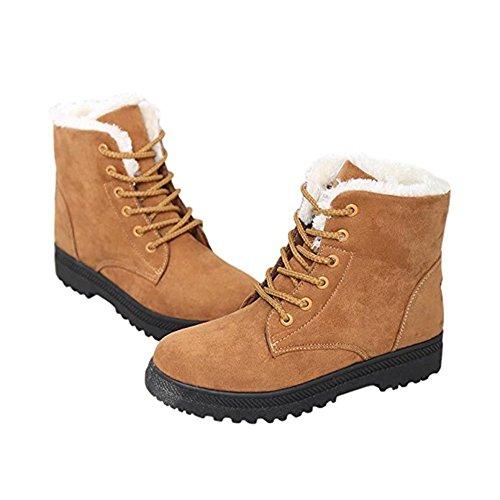 Gloria JR Women's Boots Brown uAgqu