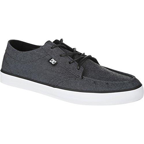 DC Shoes Scarpe da skateboard Uomo (Black Rinse)