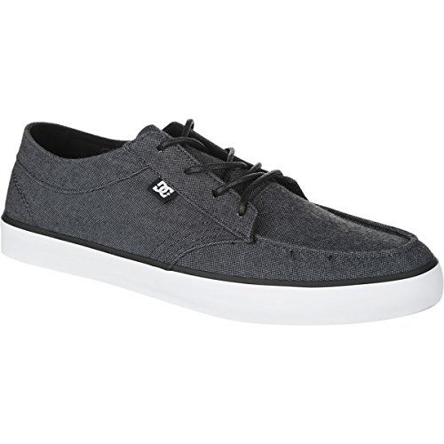 DC Shoes Men's Skateboarding Shoes Black Rinse rAMjEkelC