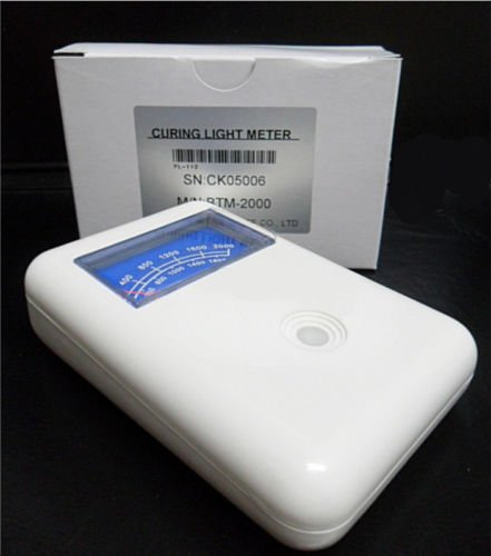 New Hot On Sale Dental Curing Light Meter Light Radiometer by Superdental