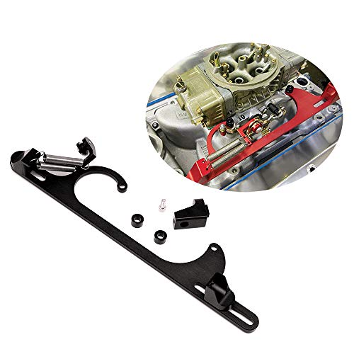 Tasan Racing Aluminum 4150 4160 Series Throttle Cable Bracket Carburetor - Bracket Holley Throttle