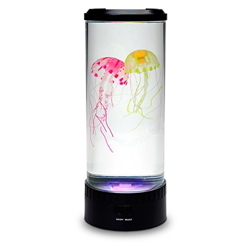 Fascinations FASJELLYE Electric Jellyfish Mood Light (New...
