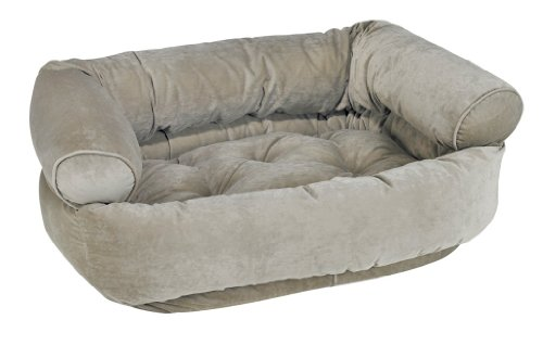 Upholstery Motion Fabric Sofa - Bowsers 10247 Double-Donut