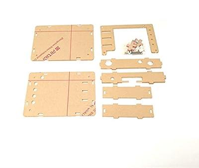IVIDA DIY Case Shell diy oscilloscope kit Cover Parts Cover for DSO138 Oscilloscope oscilloscoop Accessory