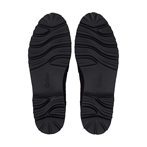 Gabor Women's Fashion Loafers Black (Schwarz 17) BjNVyKN