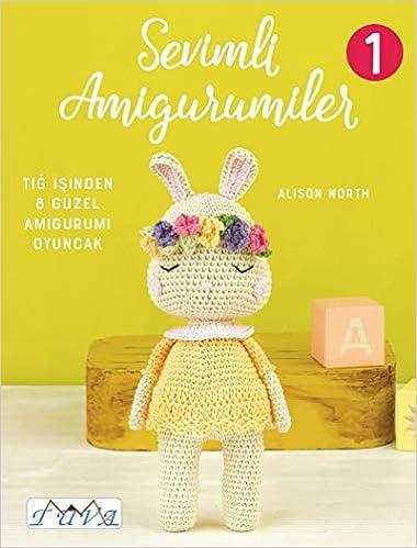 Amigurumi Zürafa Kitap Ayracı Yapımı - Amigurumi Tariflerim | 499x380