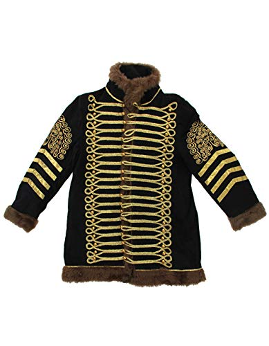 elope Jimi Hendrix Costume Jacket for Men (S/M) by (Jimi Hendrix Scarf)