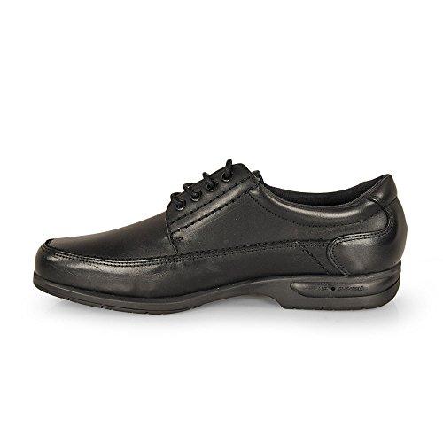 Wisconsin Zapato Cordon Confort Negro