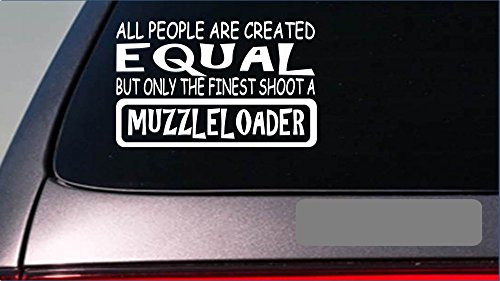 Muzzleloader equal Sticker *G694* 8