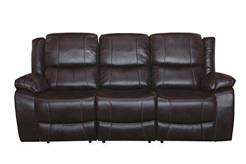 Astonishing New Classic Kenwood Dual Recliner Sofa Premier Brown Andrewgaddart Wooden Chair Designs For Living Room Andrewgaddartcom