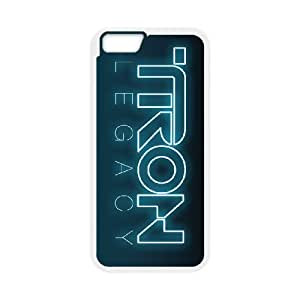tron legacy logo iPhone 6 4.7 Inch Cell Phone Case White Classical