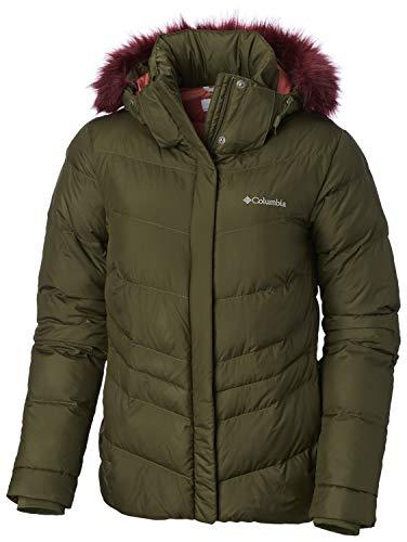 Columbia Women's Peak to Park Insulated Jacket, Nori, Medium