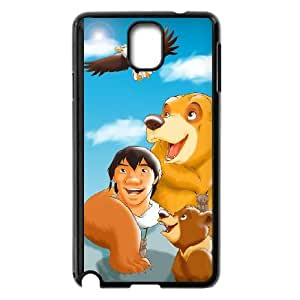 Brother Bear Samsung Galaxy Note 3 Cell Phone Case Black Exquisite designs Phone Case TF642799