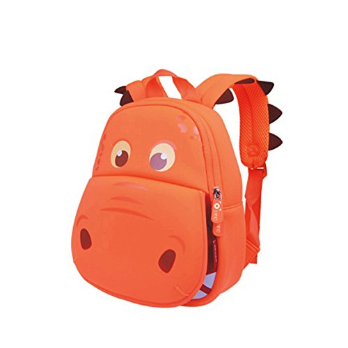 OFUN Cute Cartoon Dinosaur Backpack