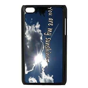 You Are My Sunshine iPod Touch 4 Case Black fdh lmzy