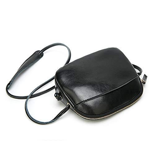 Fashion Sac Sac à simple Summer à Wild main New couleur pour Brun Taille S Shishanyun Noir Design bandoulière femme Sac Mini bandoulière à 7Orx7fP