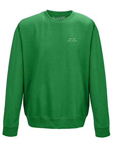 Too Adult Sweatshirt - 3