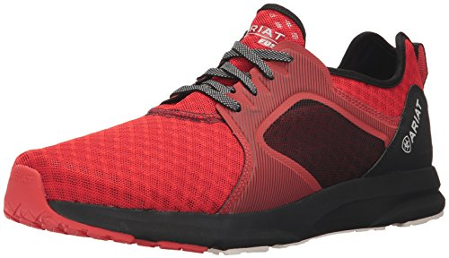 Red Shoe Men's Ariat Rodeo Mesh Athletic Fuse xzXxw0qg