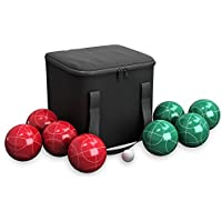 Hey! Play!! 80-76090 Bocce Ball Set- Outdoor Family Bocce...